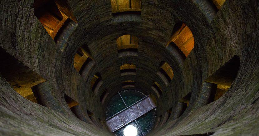 Studna svatého Patrika, Orvieto