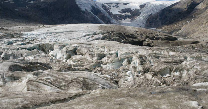 Cesta časem k ledovci Pasterzenkees