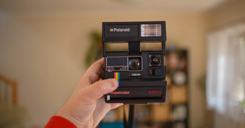 Impossible Polaroid, kouzlo instantní fotografie