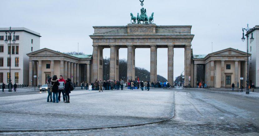 Fotovýlet do Berlína