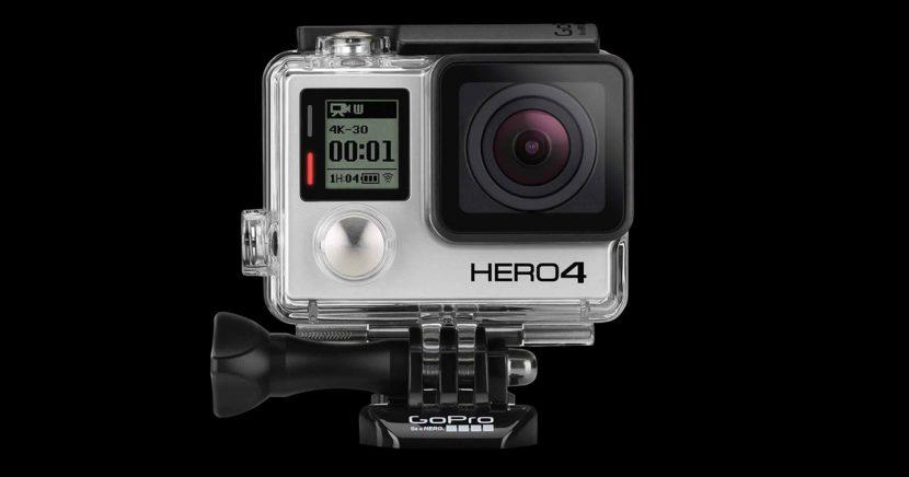 GoPro HERO4 Black, všeho schopný mrňous