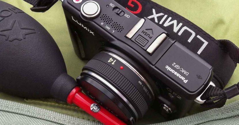 Jak mi Panasonic Lumix DMC-GF2 nahradil kameru